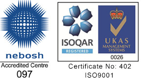 SETA NEBOSH Accredited Courses ISOQAR nr 402