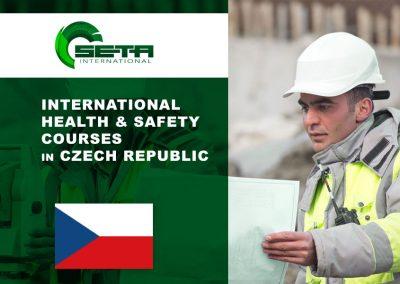 NEBOSH Courses Prague, Czech Republic