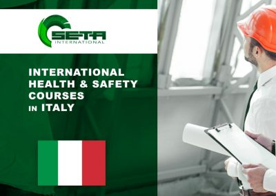 NEBOSH Training Courses in Rome, Italy