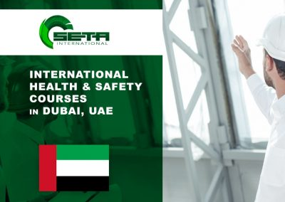 NEBOSH Courses Dubai, UAE