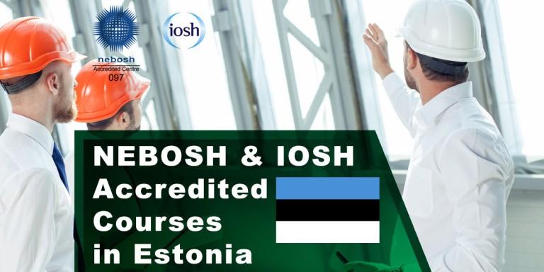 NEBOSH Courses Tallinn, Estonia