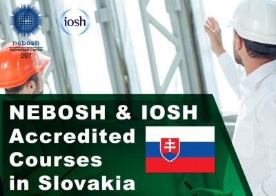 NEBOSH Courses Bratislava, Slovakia