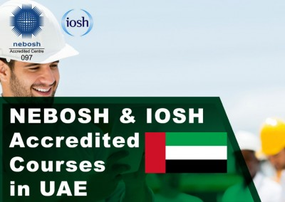 NEBOSH Courses Dubai, UEA