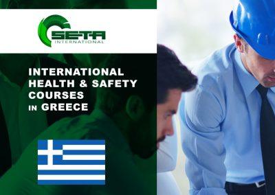 NEBOSH Courses Athens, Greece