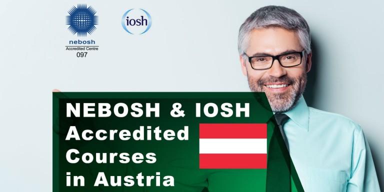 NEBOSH Courses Vienna, Austria