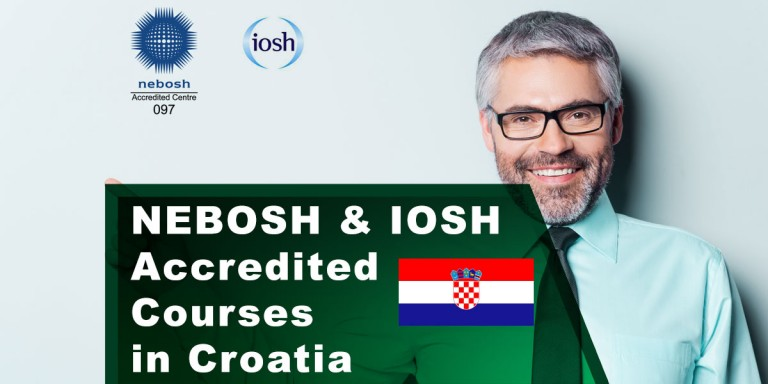 NEBOSH Courses Zagreb, Croatia