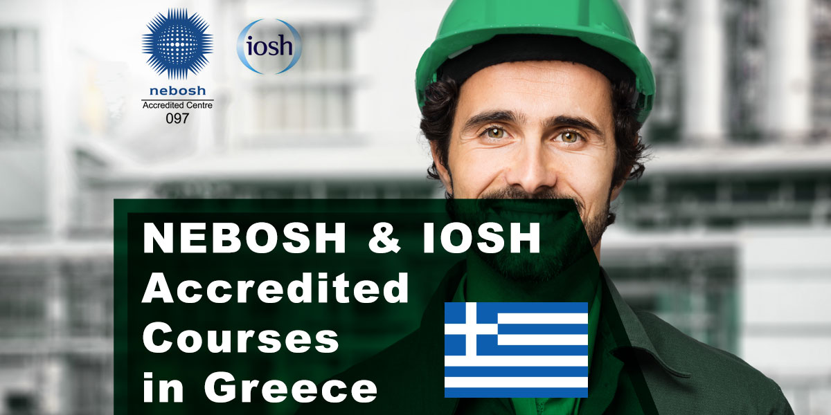 NEBOSH Courses Athens, Greece