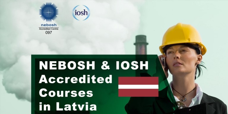 NEBOSH Courses Riga, Latvia