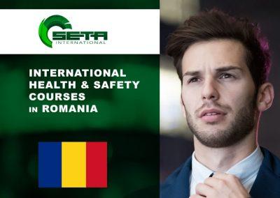 NEBOSH Courses Bucharest, Romania