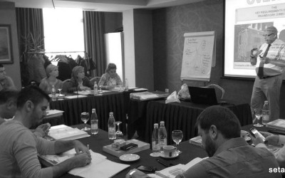SETA International Successfully Delivered NEBOSH IGC Course in Albania