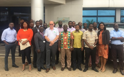 International Technical Programme in Oil and Gas Operational Safety for Petroleum Commission, Ghana