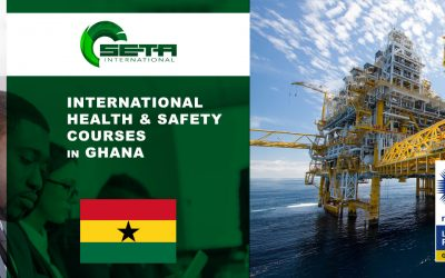 NEBOSH course in Ghana, April 2020