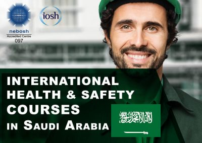 Process Safety Management Courses Saudi Arabia