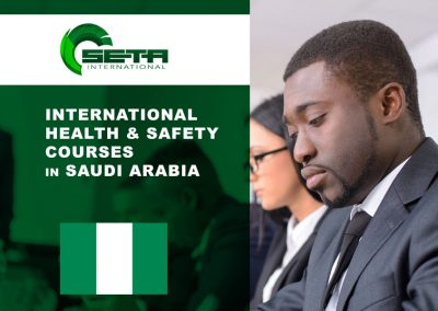 Health and Safety Courses in Lagos, Nigeria