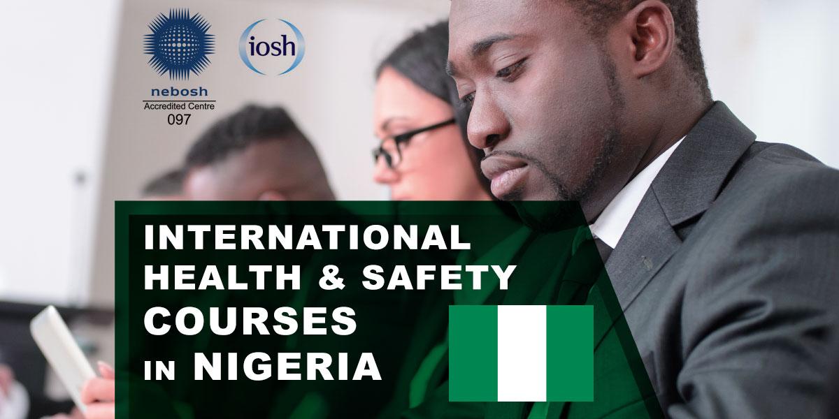 Health and Safety Courses in Lagos, Nigeria - SETA International