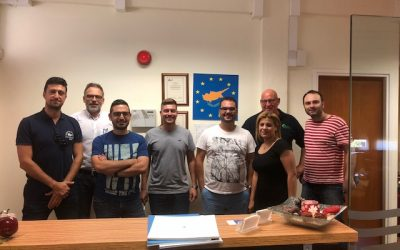 NEBOSH International course in Limassol, Cyprus was a success!